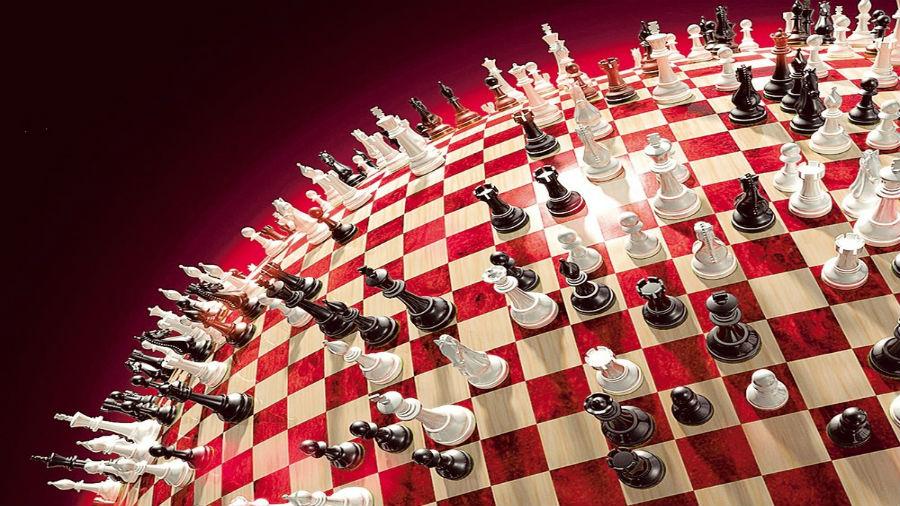 Великая шахматная доска: англосаксы на грани