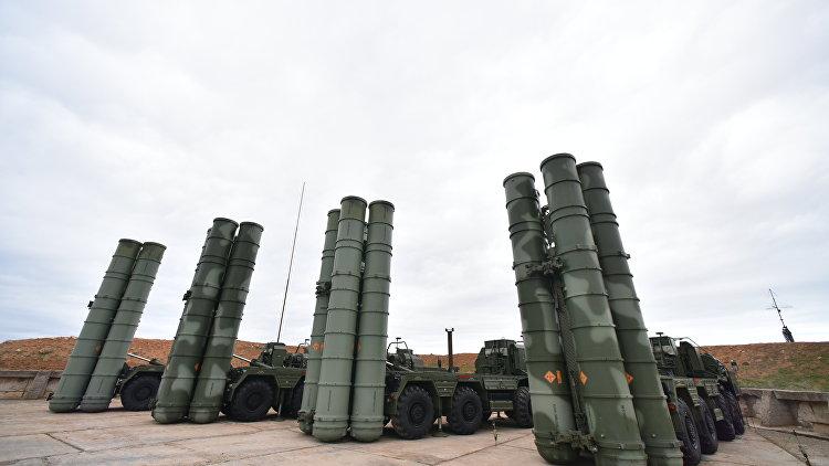 Началось исполнение контракта по поставкам Индии ЗРК С-400