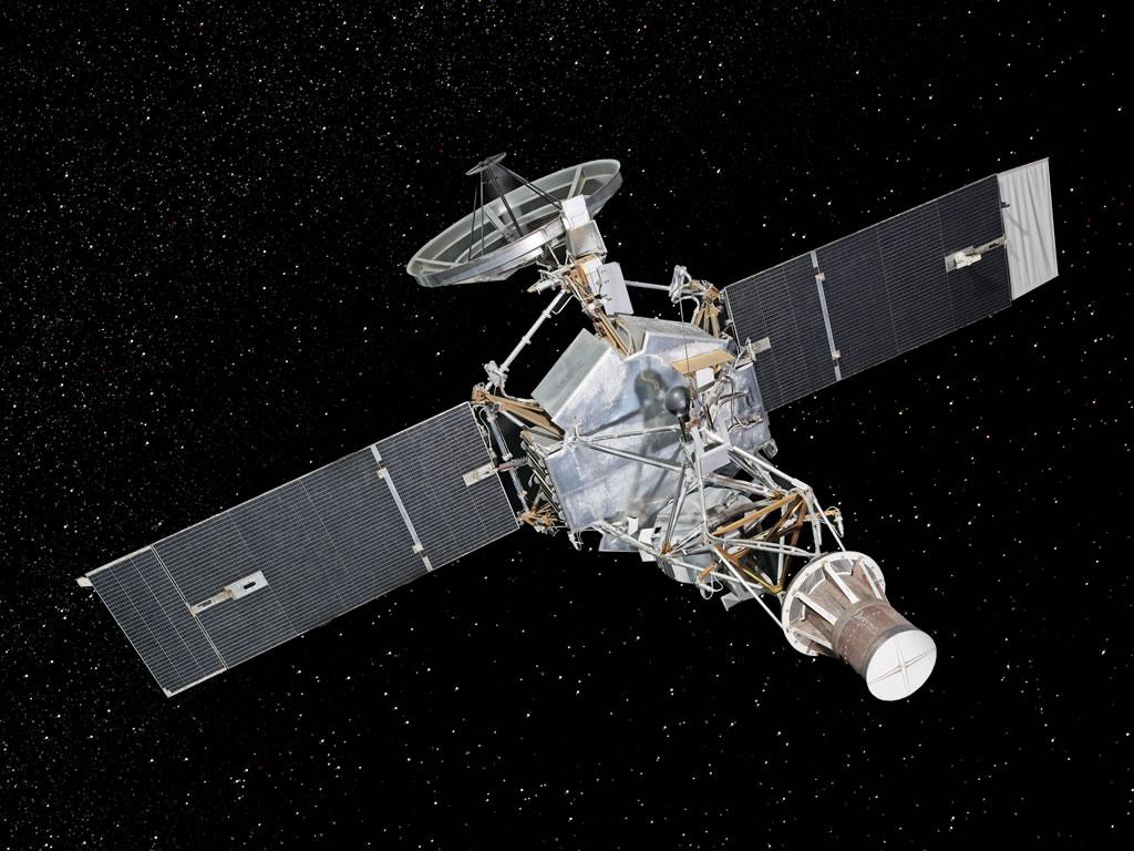nasa ranger spacecrafts - HD1024×768