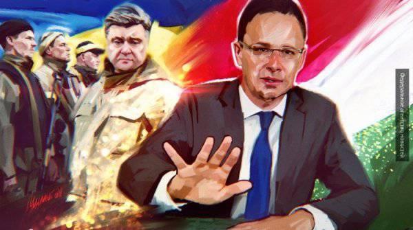 Европа делает «ход конем»: Венгрия взялась за Донбасс
