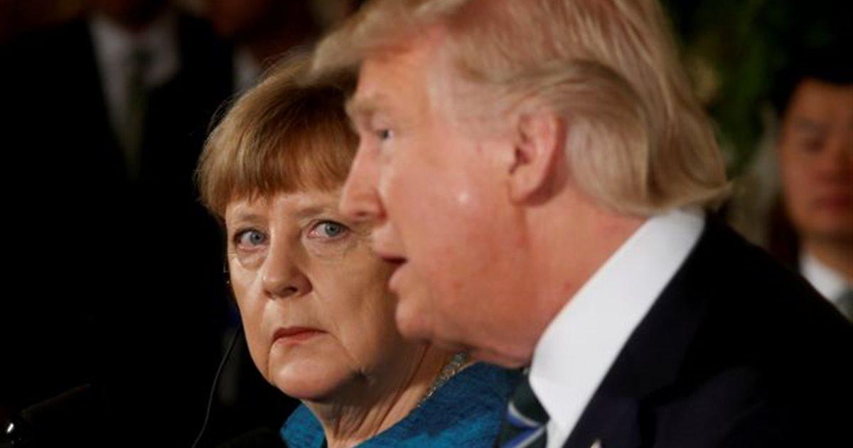 Германия: бунт поднимающихся с колен