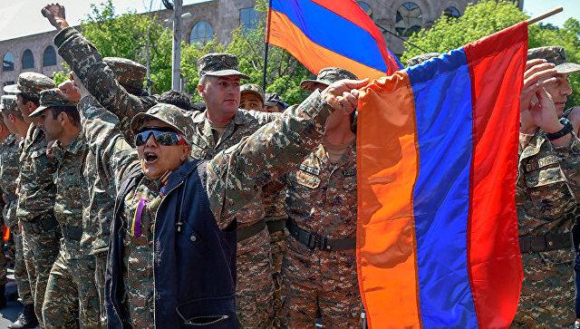 Итак, «майдан» в Армении победил