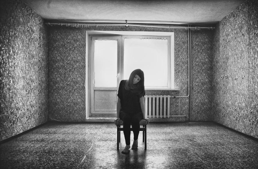 одном интервью депрессивная картина все хорошо буси использовали кусаригаму