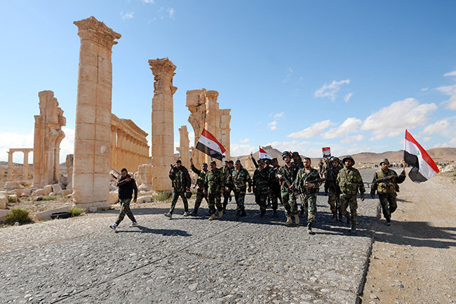 Мнение: Еще Сирия не пала…