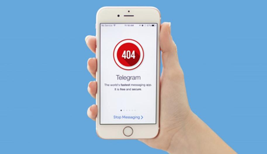 В Telegram объяснили массовый сбой в работе мессенджера