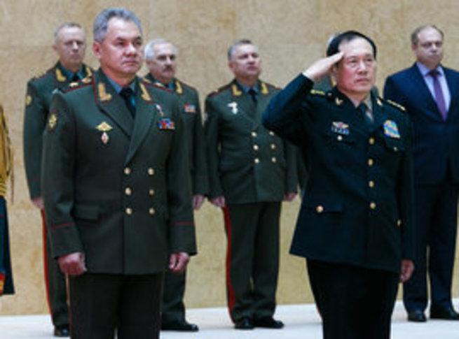 Министр обороны Китая: Мы приехали, чтобы поддержать вас