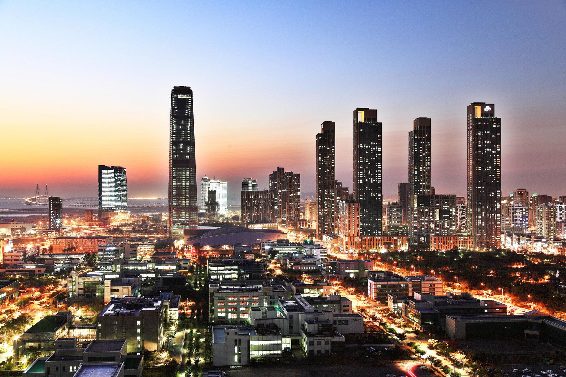 south koreas hi tech city - 960×720