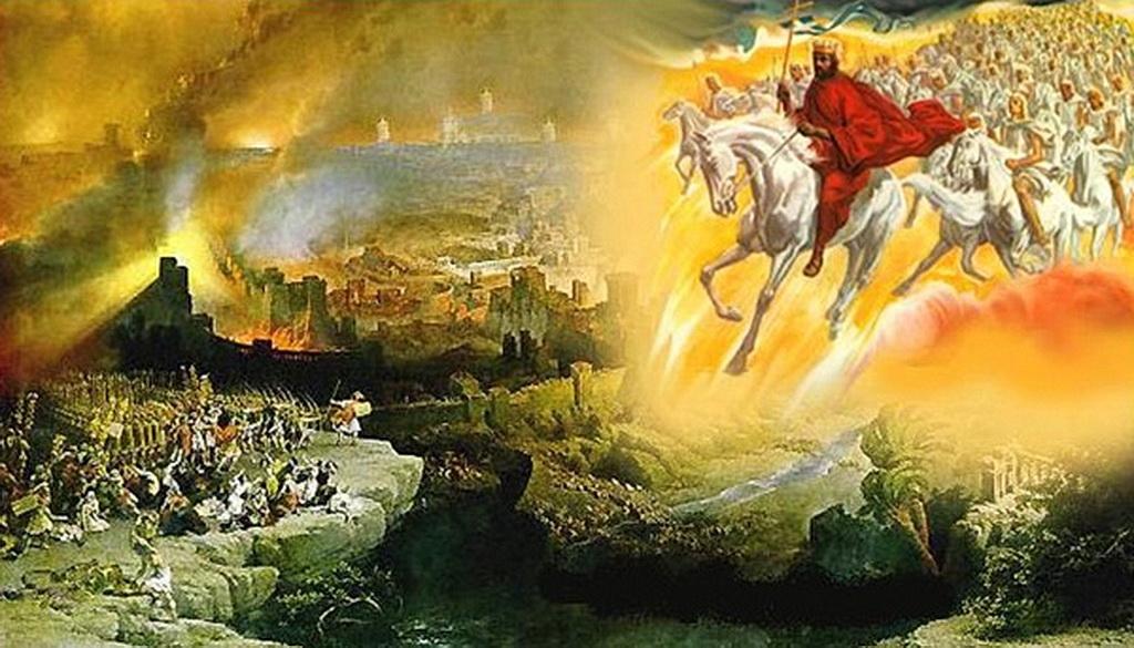 Битва Конца и Гога с Магогой или что делать царю Севера - vitsar — КОНТ