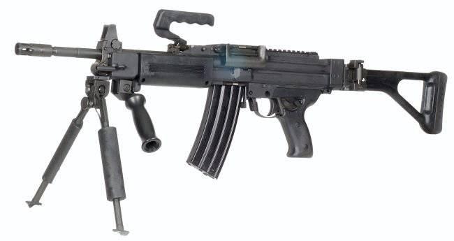 Лучшие пулеметы мира