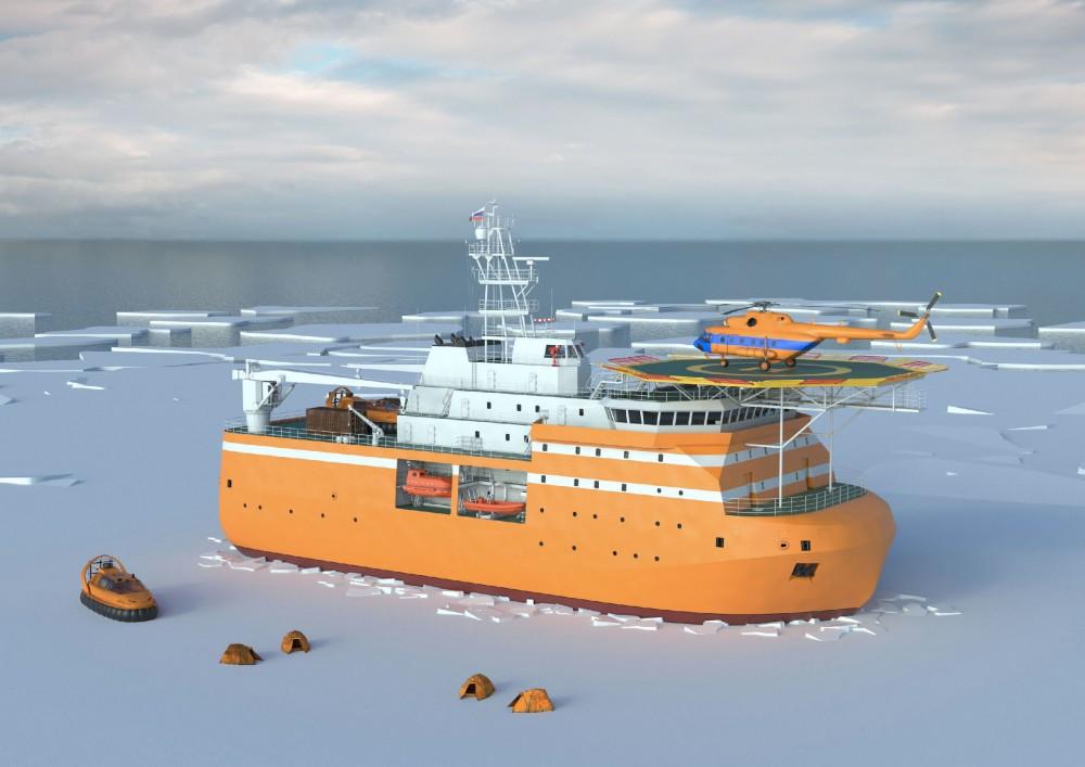 Знакомьтесь: новая российская база «Северный полюс»