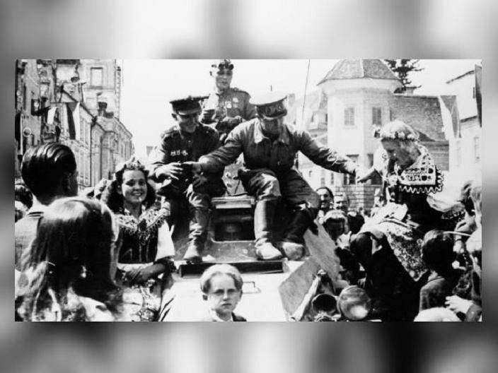 Освобождение Сирии подобно освобождению Европы в 1945