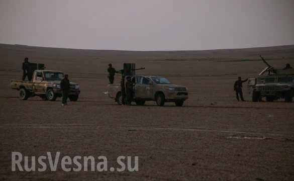 В Дейр-эз-Зоре идут бои между боевиками США: курды угрожают арабам авиаударами НАТО
