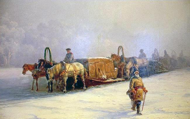 29 мая 1590 г. в царствование Федора Иоанновича по царскому наказу из Сольвычегодска отправлены в Сибирь 30 хлебопашенных семей. Тем самым было положено начало заселения Сибири.