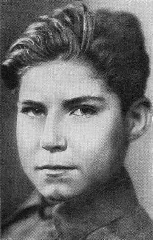 Аркадий Каманин - самый юный лётчик Великой Отечественной