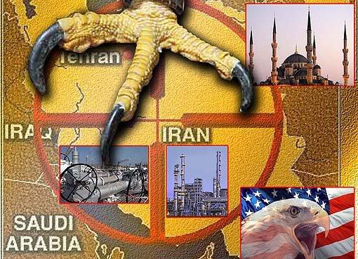 Израиль и США активизируют «петлю Анаконды»