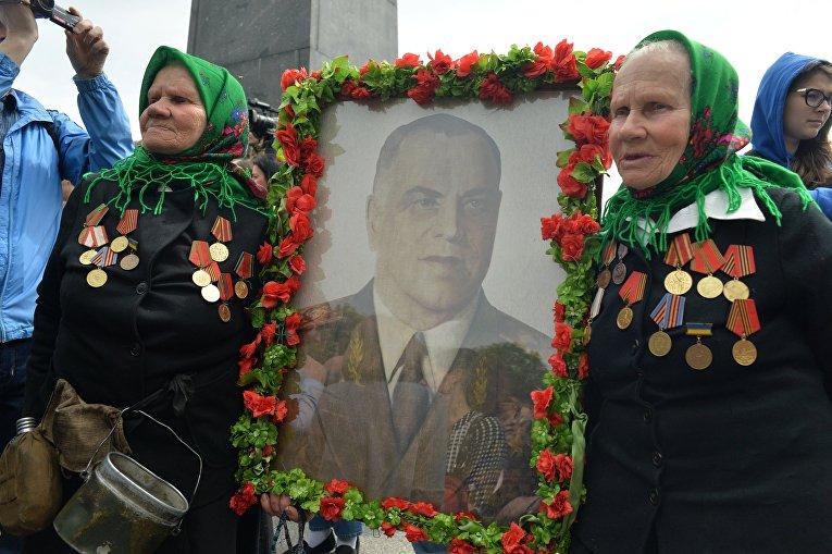 Наше дело правое! 9 мая в Киеве: бессильная злоба и отчаяние радикалов