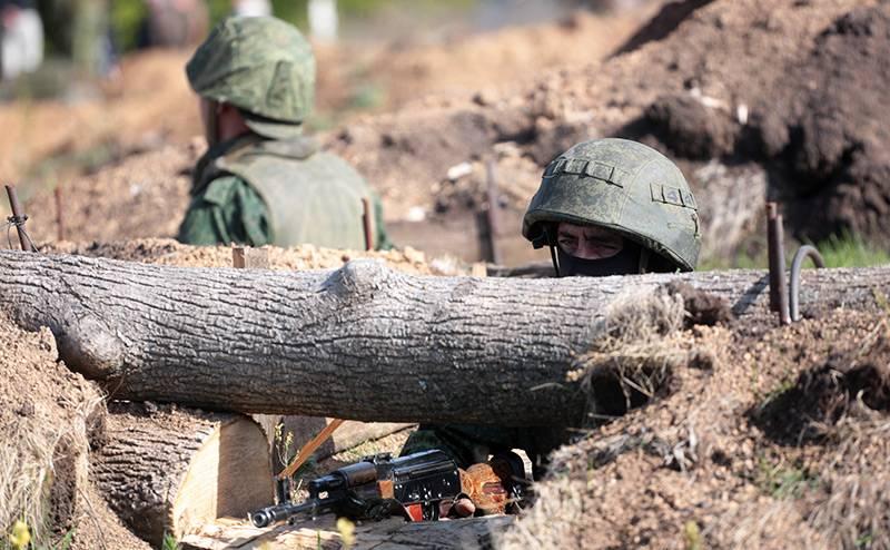 Донбасс: США поставили России «вилку»