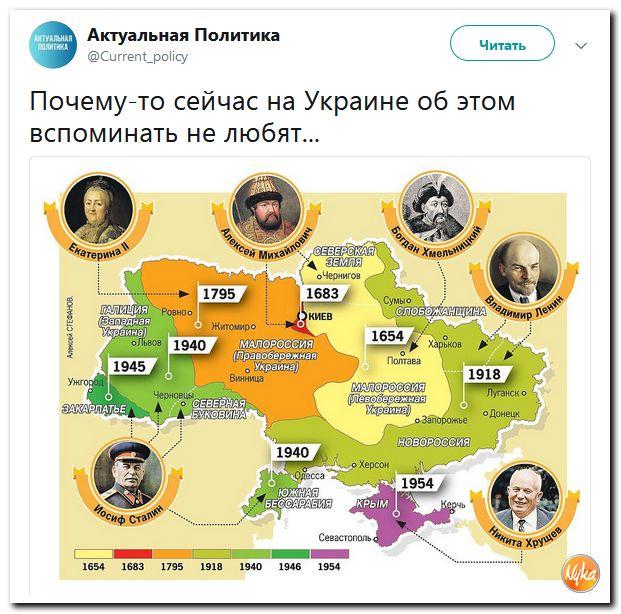Kaip kruvinas maskolių režimas sulipdė laisvą ir nezaležną Chujoviną....