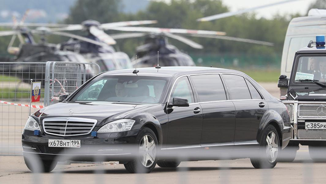 Каким будет новый автомобиль Владимира Путина.