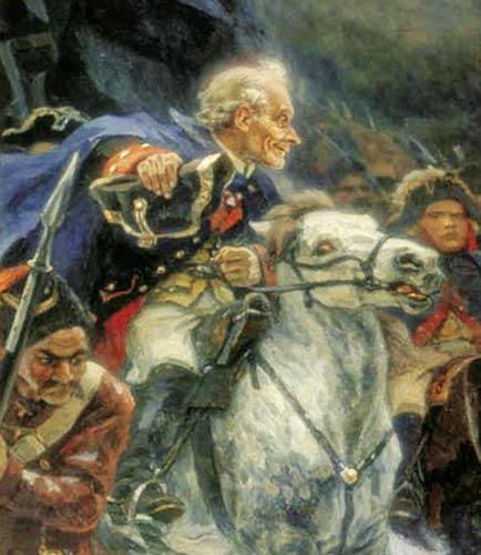 21 мая 1773 г. русские войска под командованием А.В. Суворова взяли турецкую крепость Туртукай