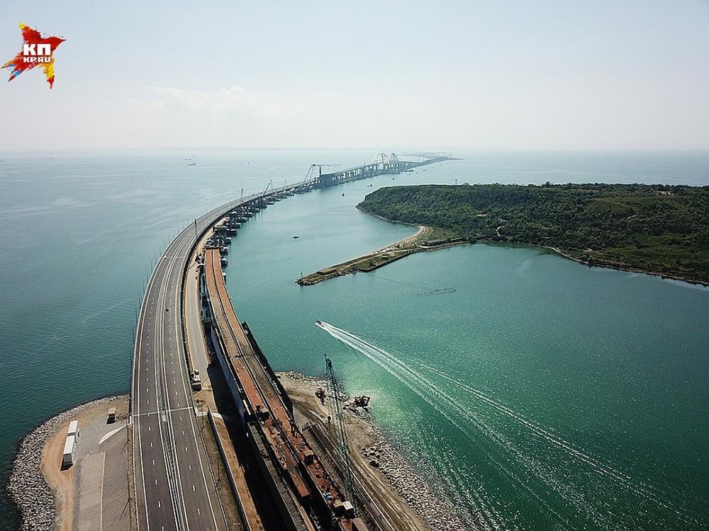 Как всё зашевелилось после открытия Крымского моста!