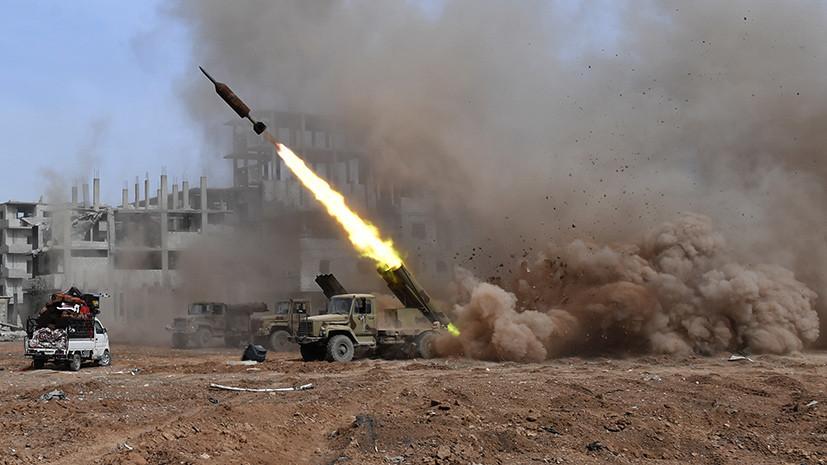 «Радикальная миграция»: как продвигается вывод боевиков из подконтрольных ИГ районов Сирии.