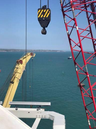 Крымский мост откроют, как и обещали, до летнего сезона