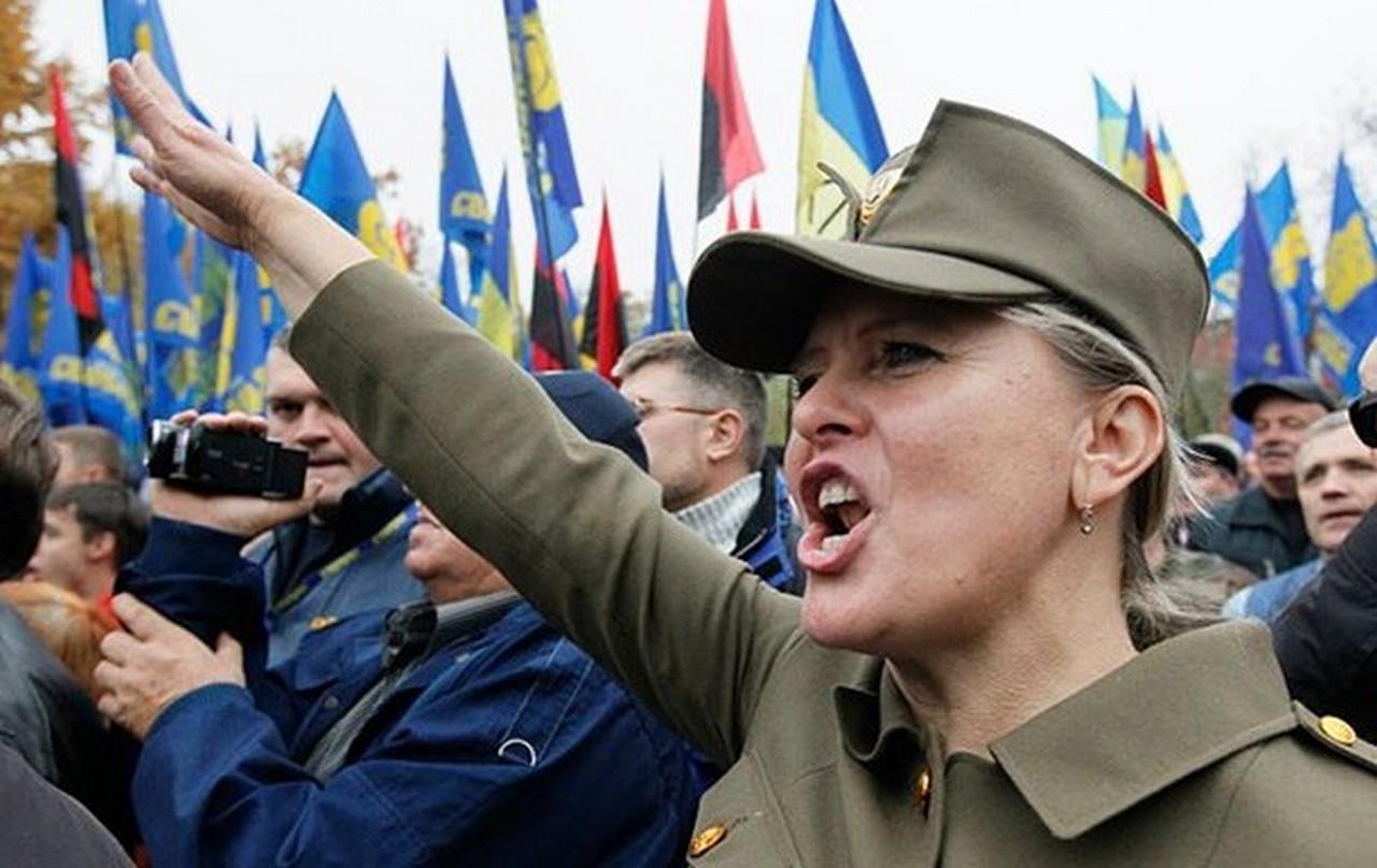 Галицкий нацизм - денацификация неизбежна
