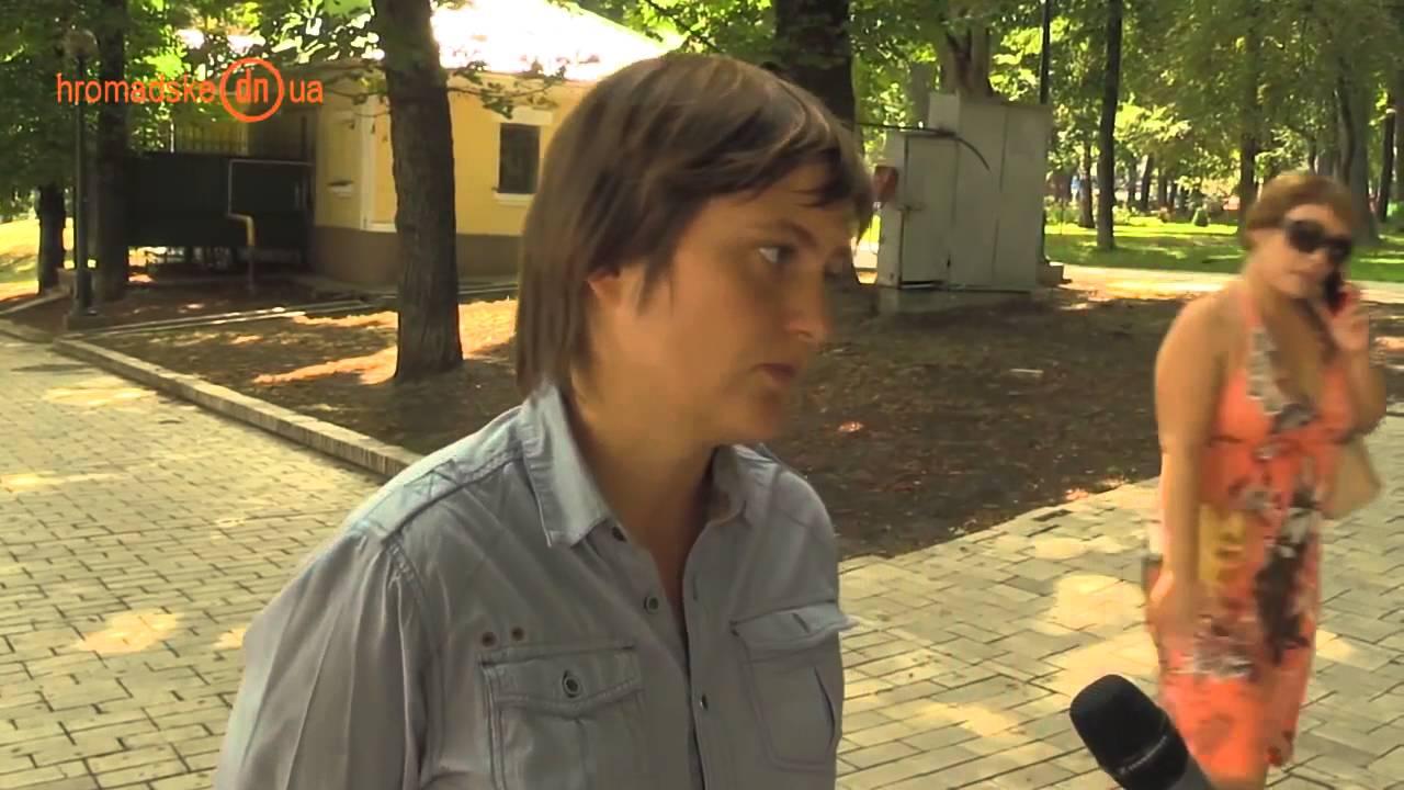 Юная киевлянка порвала шаблоны пропаганды в