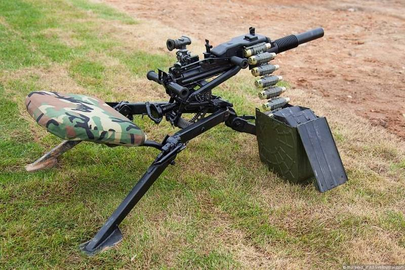 """Новый гранатомет АГС-40 """"Балкан"""" отправлен в войска на опытную эксплуатацию"""