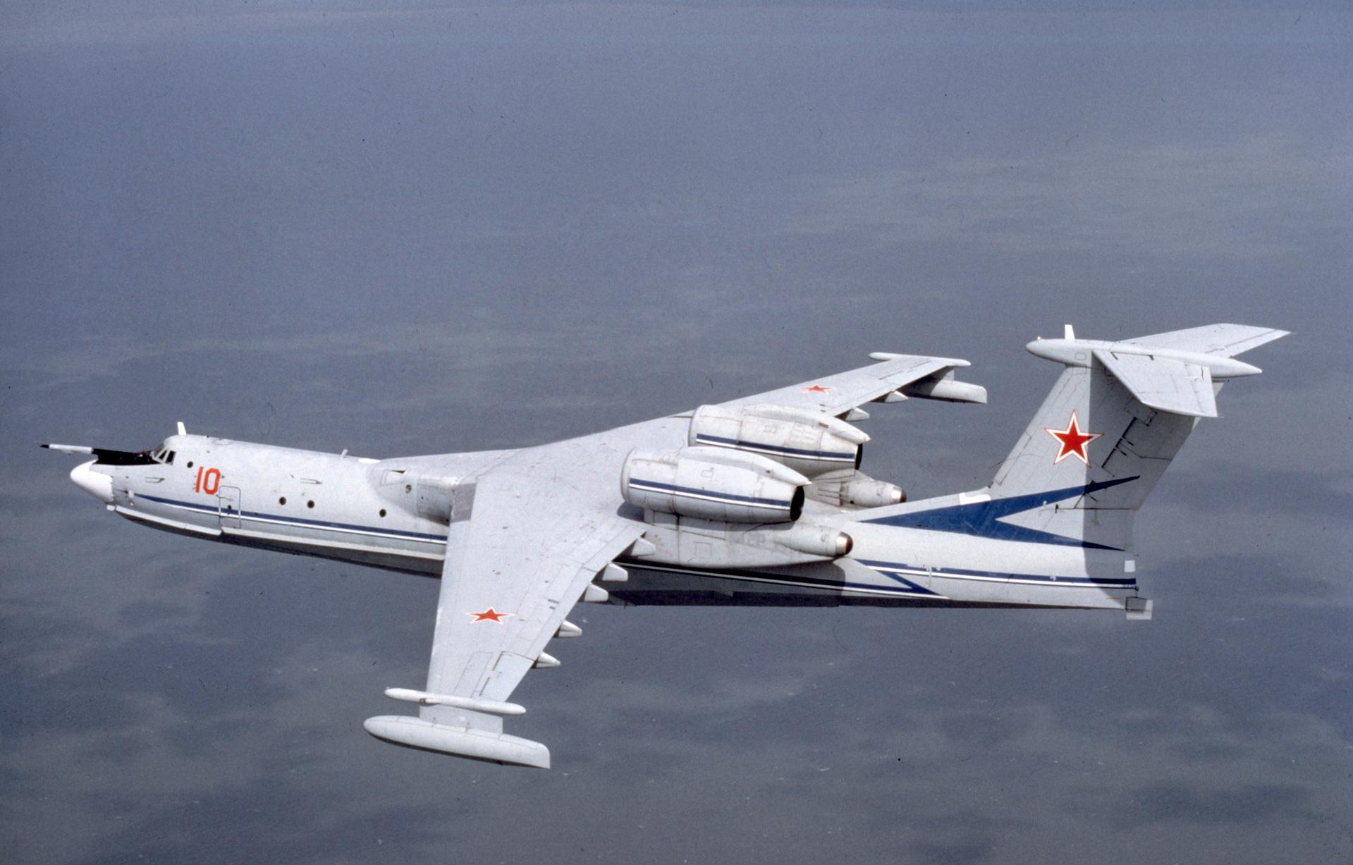 Nga tái khởi động chương trình sản xuất máy bay Albatros A-42