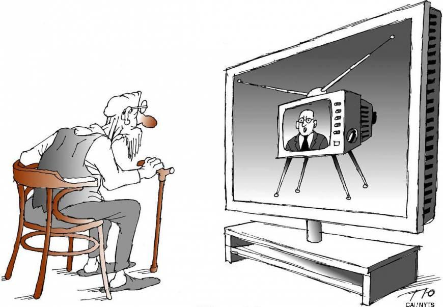 Заставку телефона, телевизор в прикольных картинках