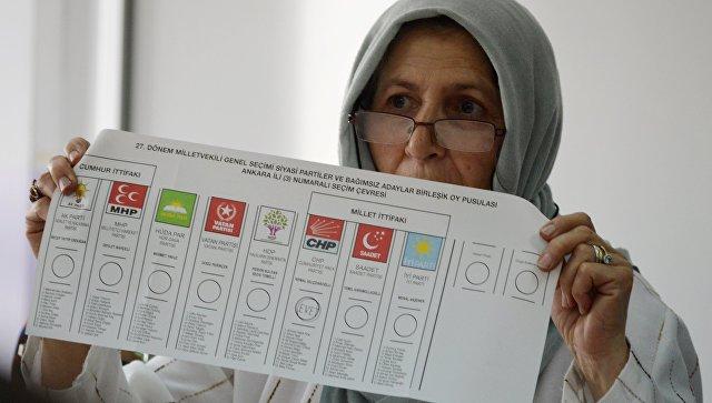 """В Турции на президентских выборах """"проголосовали"""" за Путина, сообщили СМИ"""