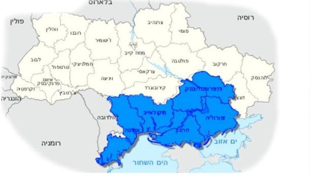 Карта Нового Иерусалима. Фото с сайта ruspolitica.ru