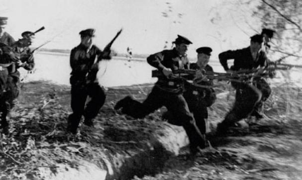 Евпаторийский десант: Три дня смертельной битвы
