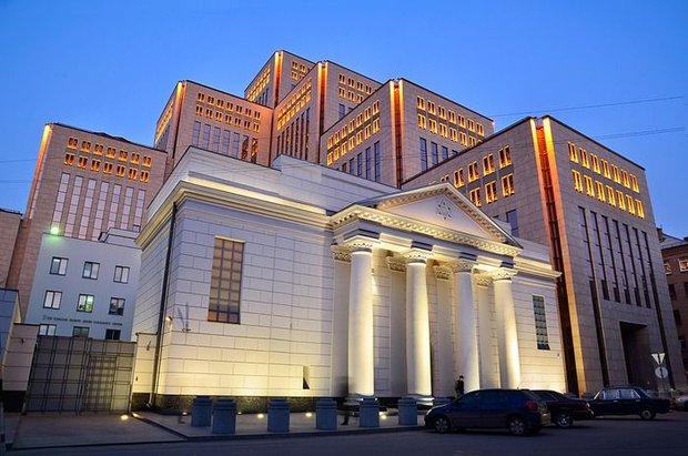 Центр «Менора», Днепропетровск. Фото с сайта tm-bud.com.ua