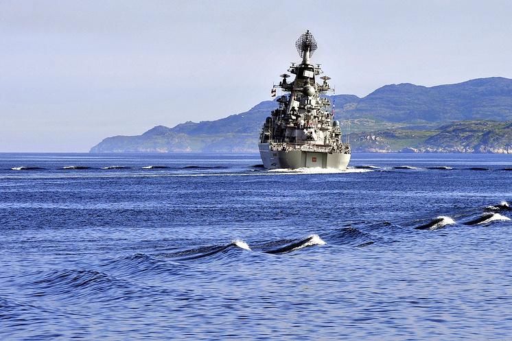 """Бывший командир """"Петра Великого"""": таких мощных кораблей у США нет"""