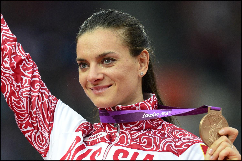 известные русские спортсменки фото