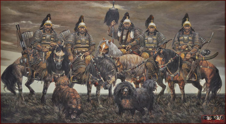 картинки войско хана