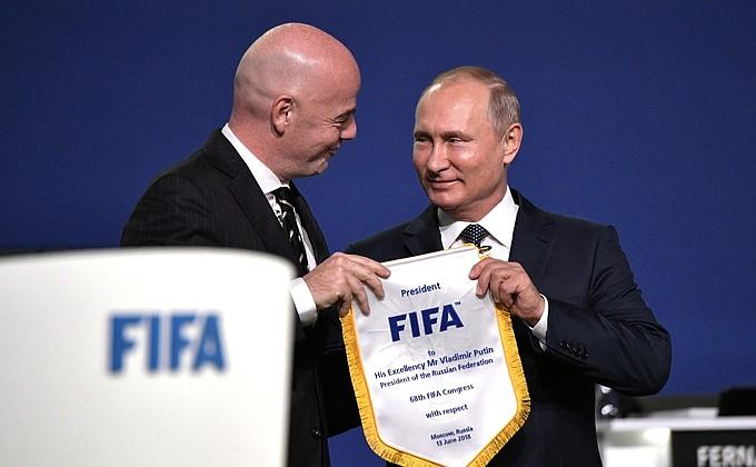Россия уже победила!