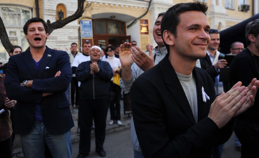 Яшин и Гудков срывают выборы ради выполнения приказа с Запада