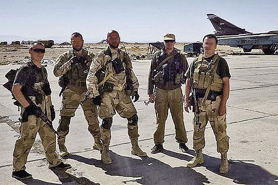 Частные военные компании или как живется современным «солдатам удачи»