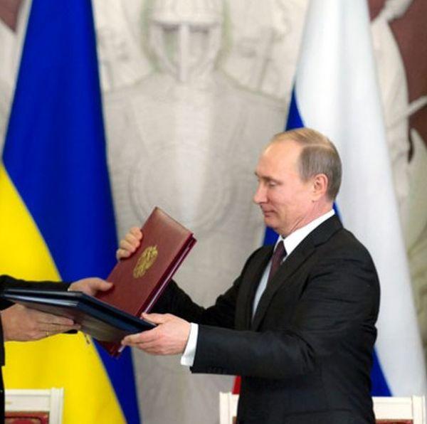 Россия может выкупить Украину за долги