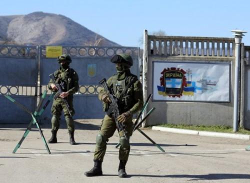 Украина – не более чем испытательный полигон для НАТО