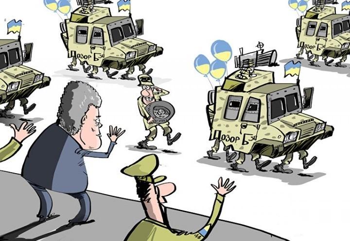 Проблемы военных расходов Украины!
