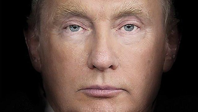 Time совместил лица Путина и Трампа на обложке нового номера