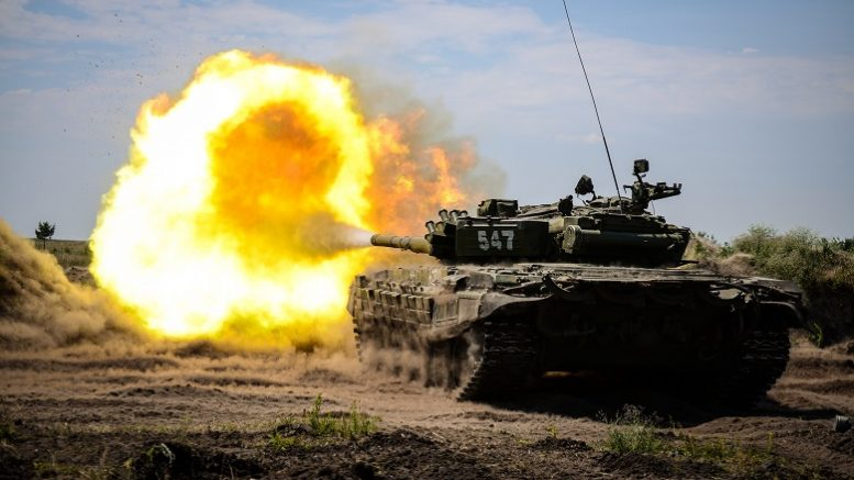 Для чего Россия сменила тактику применения танков