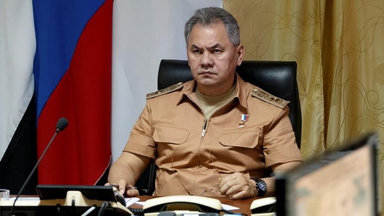 Press TV: Шойгу призвал США объяснить, что их войска делают у границ России