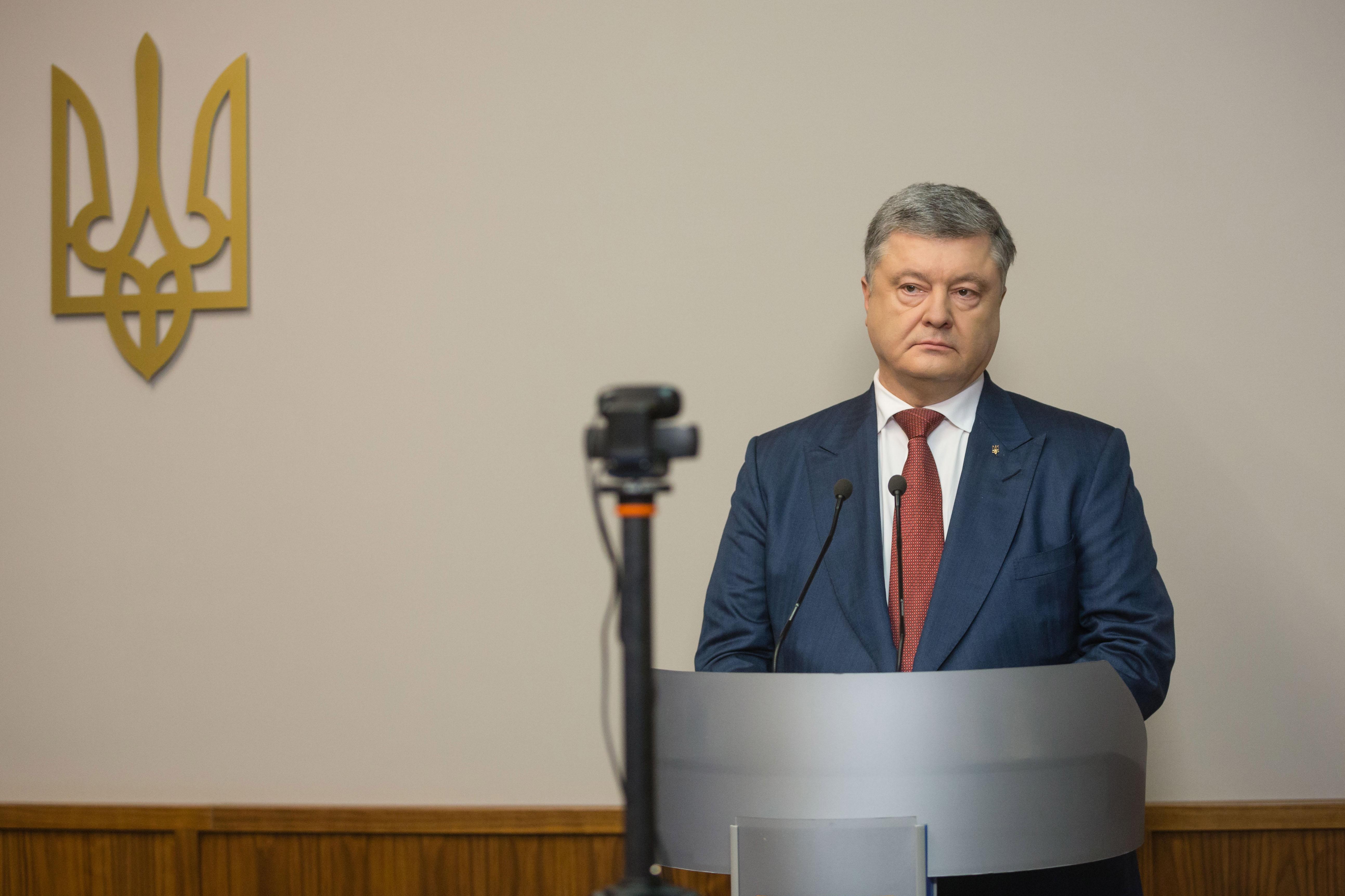 Порошенко уверен, что князь Владимир крестил не Русь, а Украину