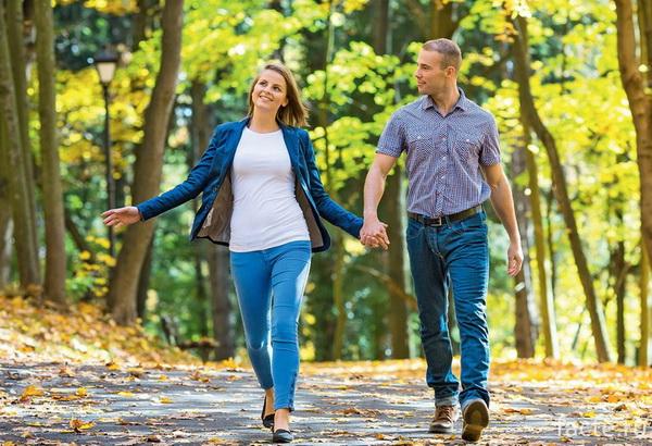 Худеем, гуляя: польза прогулок для стройного тела